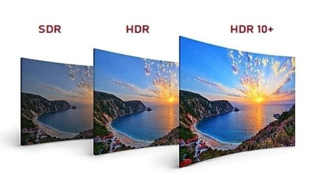 HDR in Samsung Series