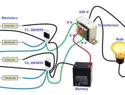 How to Make Simple Inverter at Home – Step by Step