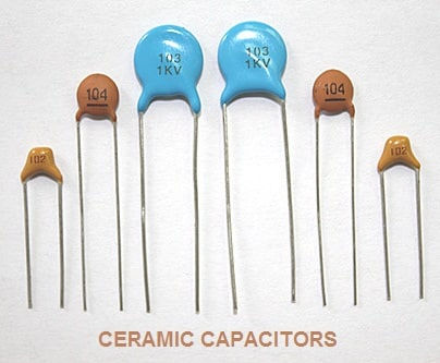 Ceramic Capacitor Composition Types Properties And