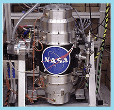 An Image of Fly wheel being used for NASA