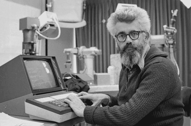 1 John Mccarthy - The man who coined the term Artificial Intelligence (AI)