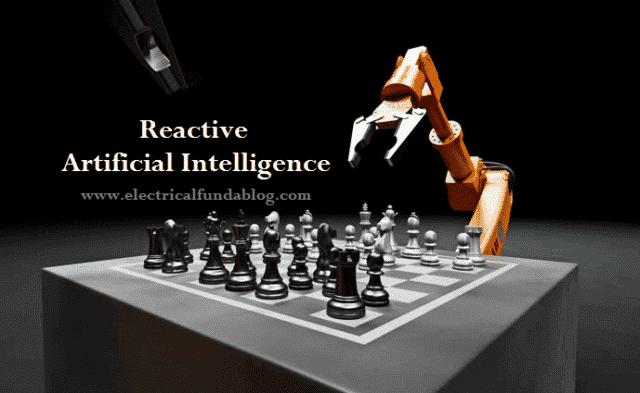 4 Reactive Artificial Intelligence