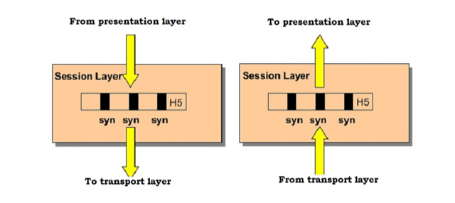 6 Session Layer in OSI Model