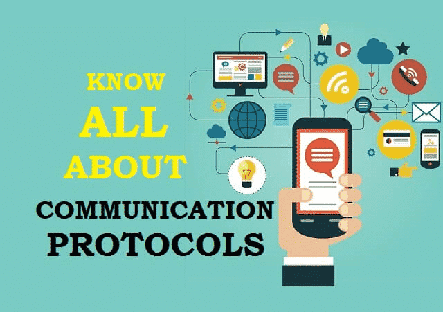 Communication Protocols in Embedded Systems - Types