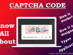 What is CAPTCHA Code – How it works, Design, Types, Applications
