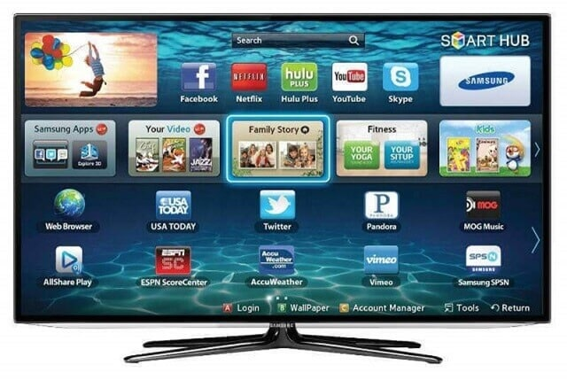 Online Apps for Video Streaming in Smart TV