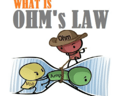 Ohms Law – Voltage, Current & Resistance Relation, When Not Applicable