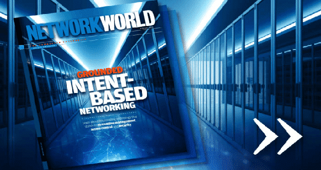 Introduction to Intent Based Networking (IBN)