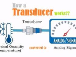 Transducer – Characteristics, Type, Application, Factors Influencing Choice