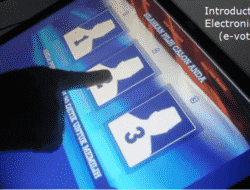 How Electronic Voting (e-Voting) Works – Types, Application & Advantage