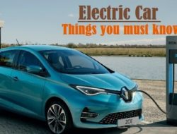 Electric Car – Types, Components, How it Works and Advantages