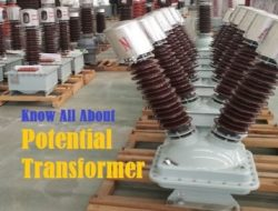 Potential Transformer – Classification, How it Works, Errors, Applications