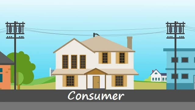 Consumer of Electricity