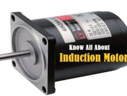 Induction Motor | Asynchronous Motor – Type, Features, How does it Works