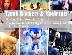 Tamilrockers Website 2020 | Movierulz | How They Works | New Links (Proxy), Download Latest Movies